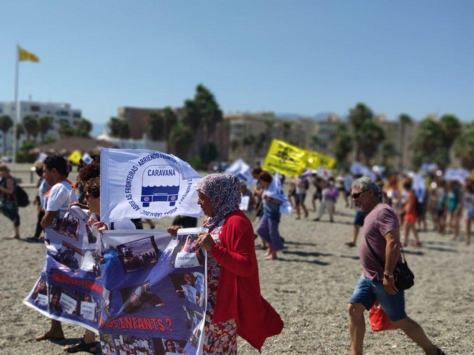La Caravana Abriendo Fronteras viajará a Canarias en su sexta edición para reivindicar otras políticas migratorias, comerciales e internacionales