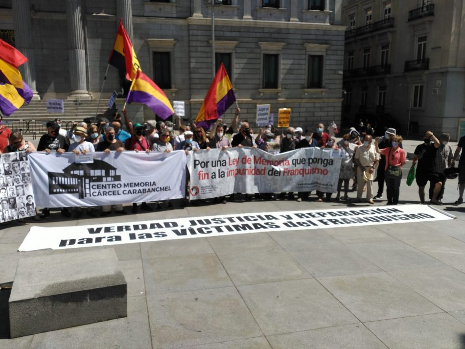 La campaña #18JYoCondeno denuncia la impunidad del franquismo a 85 años del golpe de estado de 1936