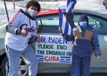 Black Lives Matter insta a Joe Biden a levantar el bloqueo contra Cuba