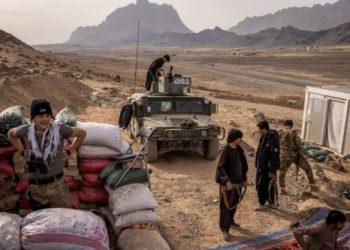 Talibanes, hacia una victoria incontenible