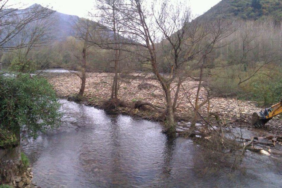 A ver quien asume la responsabilidad de otro año malisimo de pesca en los rios asturianos