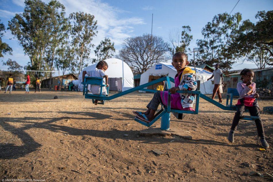 Naciones Unidas advierte que la hambruna afecta a 400.000 personas en Tigray