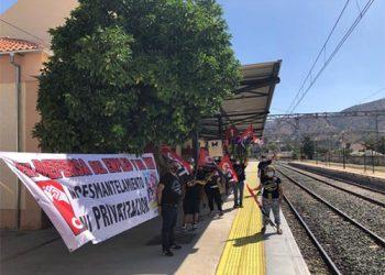 Propuesta de mínimos de CGT a RENFE para la negociación en el SERCLA del 28 de julio previo a las huelgas revistas en Málaga