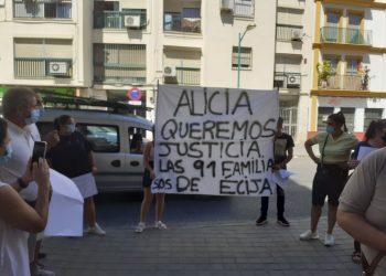Adelante Andalucía exige que se recupere la titularidad pública de las viviendas de 91 familias en Écija