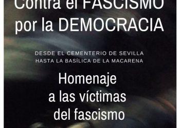 22 de julio, acto andaluz contra el fascismo, por la democracia