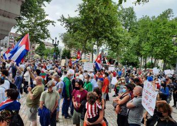 """IU exige el """"levantamiento inmediato del bloqueo ilegal"""" de EE.UU sobre Cuba y denuncia la """"injerencia y desestabilización"""" promovidas a partir de sus efectos agravados por la pandemia"""