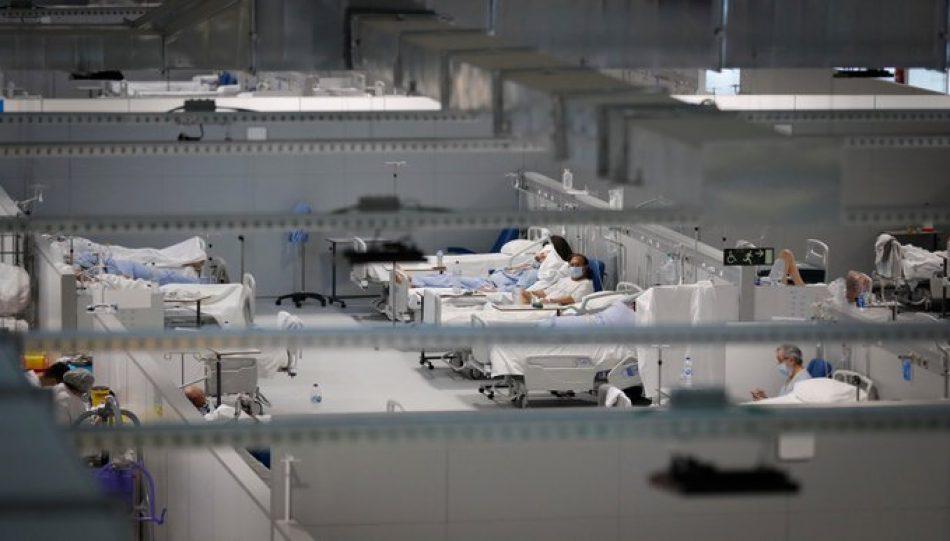 Sindicato de enfermería SATSE: «El Hospital Zendal debe decidir entre vacunar o atender a pacientes Covid»