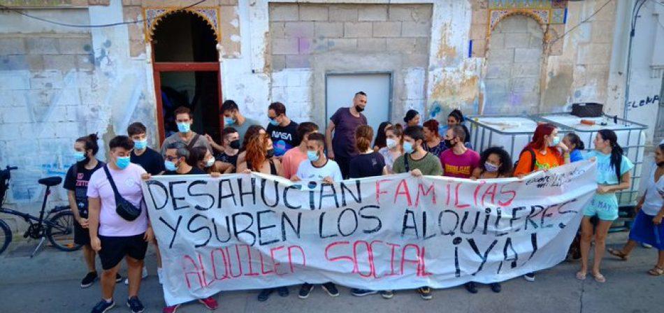 Amenazan con el desalojo de 33 personas en la calle Manuel Arnau (Valencia) sin alternativa habitacional