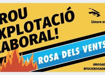 La CGT es solidaritza amb els monitors i les monitores de lleure i estudiarà emprendre accions legals contra l'empresa Rosa dels Vents