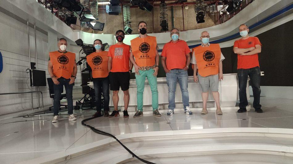 RTVESinPersonal: «Excusas insuficientes para acabar con La2 Noticias»