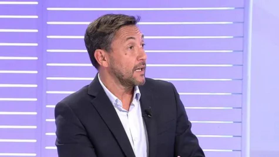 Mediaset despide a otro de los colaboradores habituales de «El programa de AR», Javier Ruiz