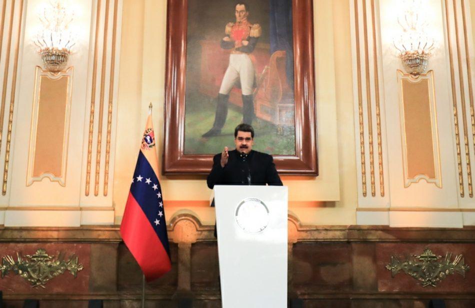 Presidente Maduro: El nombre de Bolívar está encarnado en el pueblo