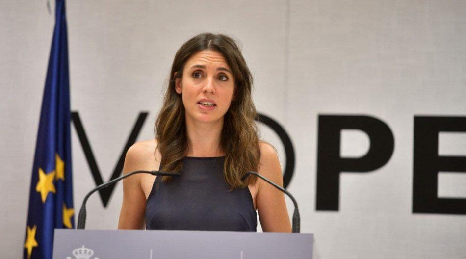 El Ministerio de Igualdad condena un nuevo  asesinato por violencia de género en Barcelona