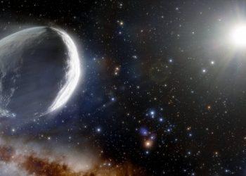 La historia del cometa gigante que llegó desde la nube de Oort