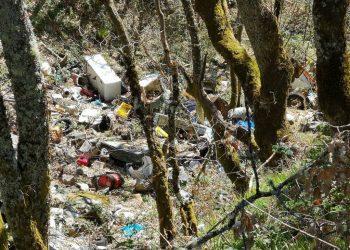 La mayor parte de los espacios naturales de España están afectados por contaminación difusa