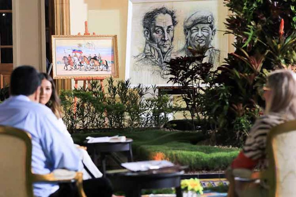 Presidente de Venezuela ratifica lealtad a legado de Hugo Chávez