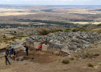 Nuevas pistas sobre el misterioso torreón de la 'Pompeya vetona'