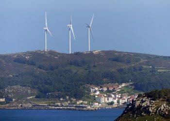 Rechazan el impacto ambiental de los parques eólicos de EDP Renovables sobre el área de influencia del Paisaje Protegido de los Penedos de Pasarela y Traba