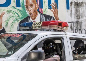 La policía colombiana apunta a un jefe de la inteligencia haitiana como autor intelectual del asesinato de Moïse