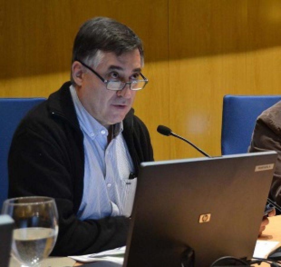 Gervasio Sánchez: «los medios españoles se han bajado los pantalones ante poderes políticos y económicos»