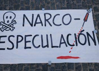 La Xarxa Veïnal del Raval denuncia el desahucio de una familia por Bankia mientras «tolera el narcotráfico»