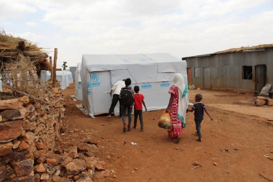 Declaración del Alto Comisionado de la ONU para los Refugiados, Filippo Grandi, sobre la situación de las personas refugiadas eritreas en la región de Tigray en Etiopía