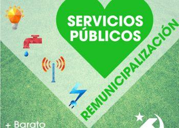 El PCE denuncia el encarecimiento de los costes en la recogida de basuras y limpieza viaria de Ponferrada