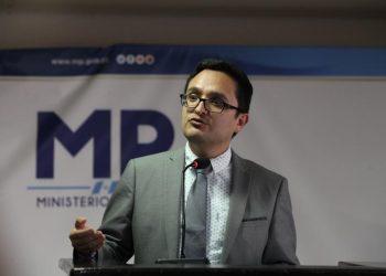 Destituyen en Guatemala al principal fiscal anticorrupción