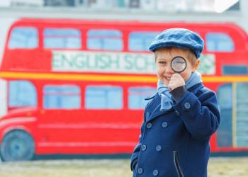 Clases de inglés online para niños pequeños – ¿merece la pena apuntarlos a clases tan pronto?