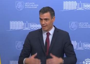 Verdes Equo ante las palabras del presidente Pedro Sánchez «A mi, donde me pongan un chuletón a punto, eso es imbatible»
