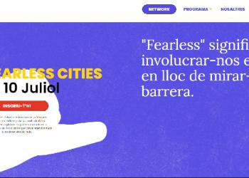 Ada Colau, Irací Hassler i Manuela D'Ávila tanquen Fearless Cities