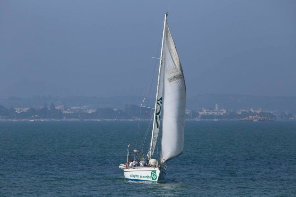 El Diosa Maat llega a Cullera y concluye su primera etapa de navegación en el Mediterráneo