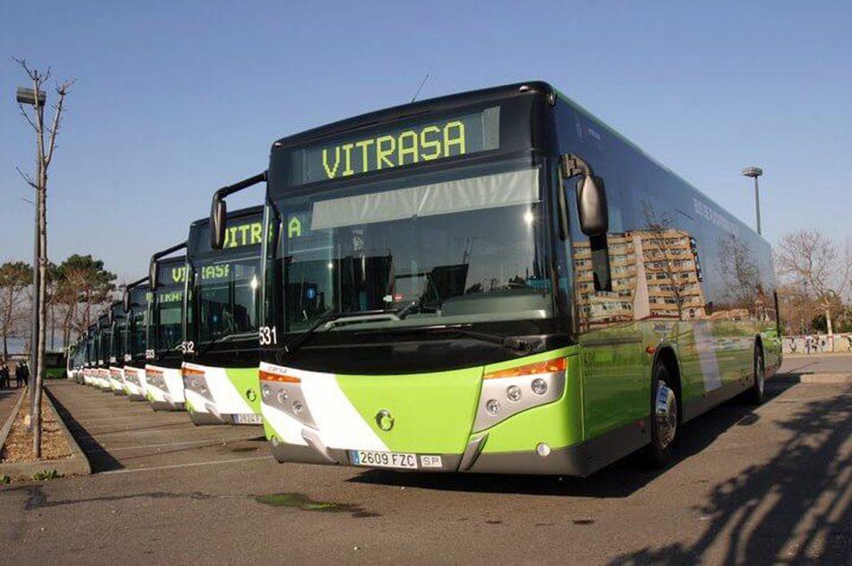 O comité de empresa de Vitrasa mobilízase ante os reiterados incumprimentos do convenio colectivo por parte da empresa