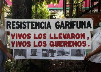 Organizaciones garífunas exigen al Ministerio Público de Honduras respuestas ante rapto de cuatro activistas