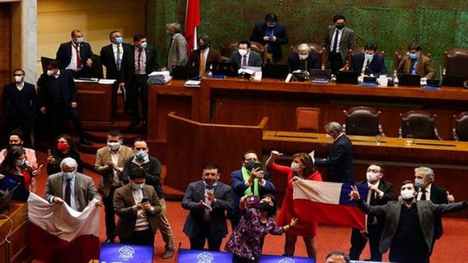 La Cámara de Chile aprueba proyecto de indemnización a víctimas de violaciones de los derechos humanos