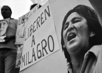 Actos internacionales por la liberación de Milagro Sala