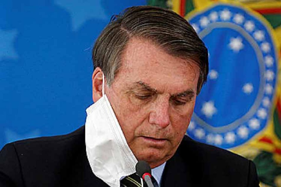 Ingresado Bolsonaro y suspendida reunión de tres poderes en Brasil