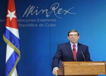 Las autoridades denuncian Estados Unidos presiona a otros países para que declaren contra Cuba