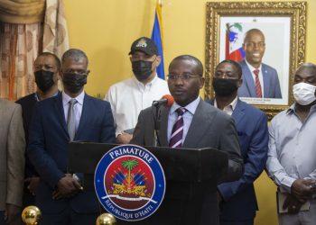 Haití solicita a Estados Unidos el envío de tropas para «garantizar la seguridad de infraestructuras clave»
