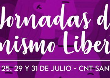 I jornadas de feminismo libertario CNT Santander