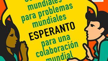 26 de julio, día internacional del esperanto, de nuevo virtual