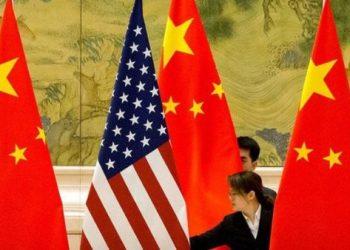 El declive de Washington frente a China