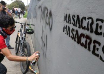 Asesinan a líder social junto a su familia en Antioquia, Colombia