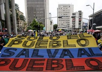 Comité Nacional del Paro convoca a movilizaciones en Colombia