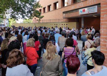 La FRAVM traslada a la Consejería de Sanidad la situación crítica que viven los centros de salud en Madrid