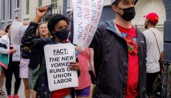 Estados Unidos vive cifras récord de derechos laborales en el periodismo gracias a la campaña de sindicalización