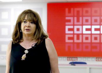 """Lola Santillana (CCOO): """"Urge un acuerdo para combatir la precariedad y temporalidad del empleo"""""""