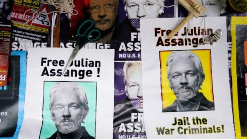 Tribunal resuelve retiro de nacionalidad ecuatoriana a Assange
