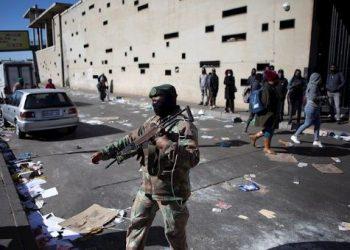 Condena regional por la ola de violencia en Sudáfrica