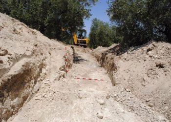 Aremehisa y el Ayuntamiento de Monturque (Córdoba) inician la exhumación de fosas en la 'Estacada de los muertos'